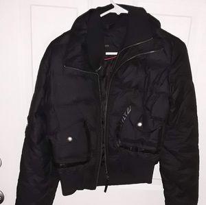 Womens Express Bomers Jacket